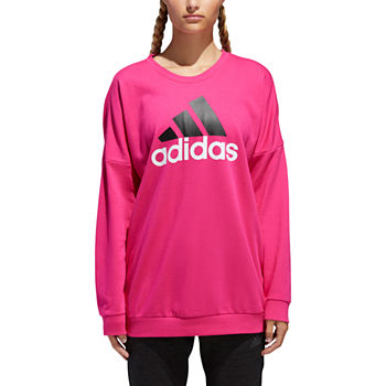 9406440fcb7 adidas Bos Baseball Tee Womens Crew Neck Short Sleeve Graphic T-Shirt. Add  To Cart. Few Left