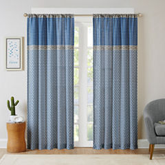 Weston Rod-Pocket Curtain Panel