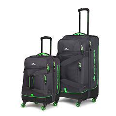 High Sierra Alameda 2 Piece Luggage Set