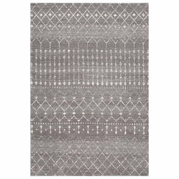 nuLoom Moroccan Blythe Rectanglur, Oval, Square and Runner Rugs