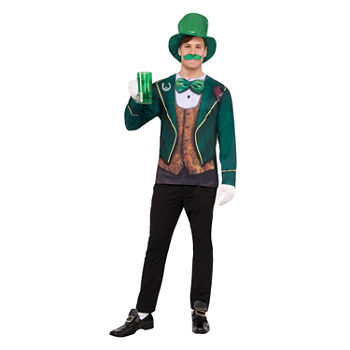 Adult Instantly Irish T-Shirt Costume Costume
