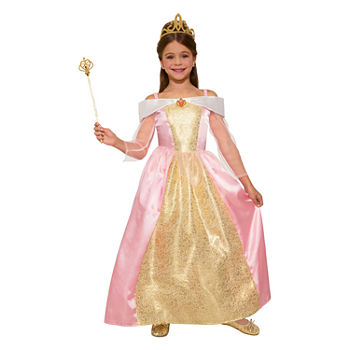 Girls Princess Paisley Rose Costume Girls Costume Girls Costume