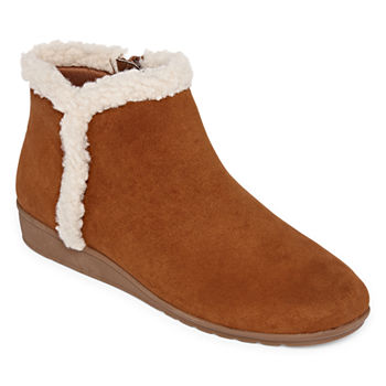 e418db0c3e78 St. John s Bay Booties Women s Boots for Shoes - JCPenney