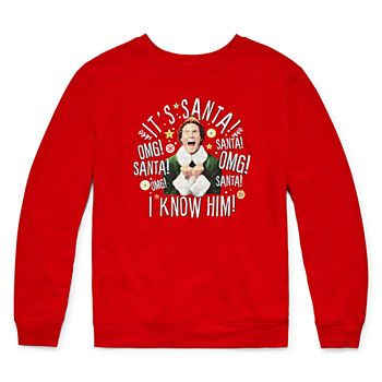 red - Jcpenney Christmas Sweaters