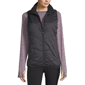 0a646d159ea Xersion Puffer Vests Coats   Jackets for Women - JCPenney