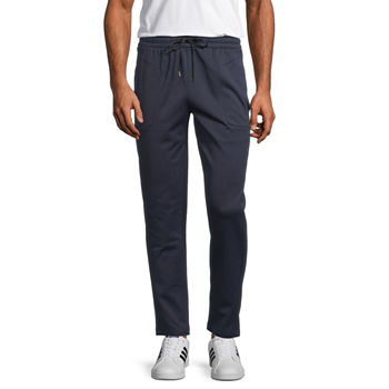 Msx By Michael Strahan Mens Mid Rise Quick Dry Regular Fit Workout Pant