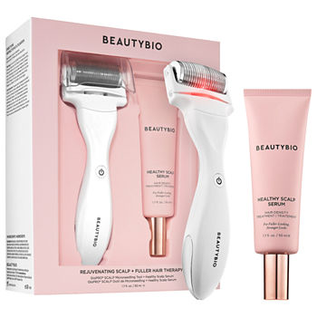 BeautyBio Rejuvenating Scalp + Fuller Hair Therapy Set