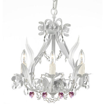 Chandeliers lighting lamps for the home jcpenney 21750 aloadofball Image collections