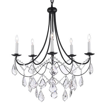 Chandeliers jcpenney 255 aloadofball Image collections