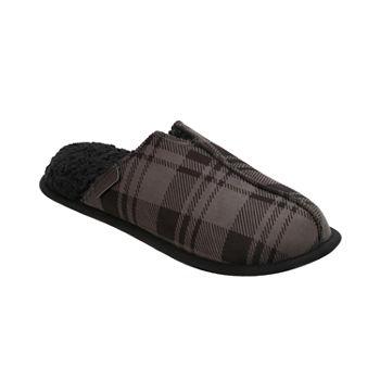 Dearfoams Men\'s Slippers for Shoes - JCPenney