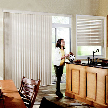 LEVOLOR S-Vane Custom Cordless Vertical Blinds