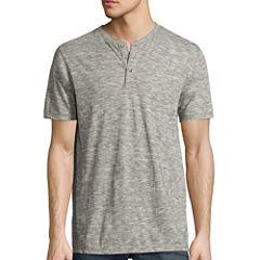 Lee Short Sleeve Henley Shirt