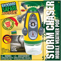 Backyard Safari Storm Chaser Field Kit Unisex 3-pc. Dress Up Accessory