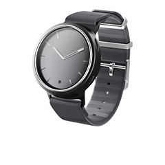 Misfit Unisex Gray Smart Watch-Mis5011