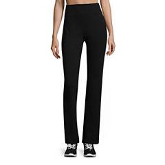 Xersion Jersey Yoga Bootcut Pants-Talls