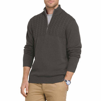 Izod Gray Sweaters for Shops - JCPenney