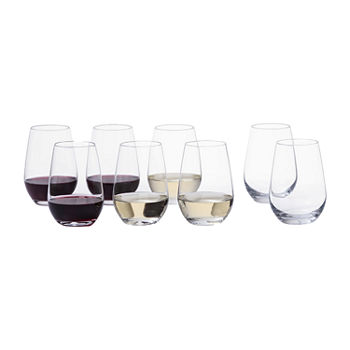 Schott Zwiesel Buy 6 Get 8 8-pc. Stemless Wine Glass