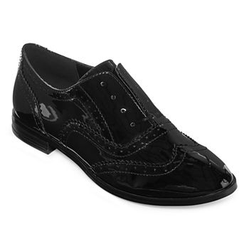 bebc3965a86 Oxford Shoes Women s Flats   Loafers for Shoes - JCPenney