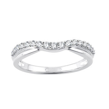 Crossed Wedding Bands.Wedding Bands White Gold Tungsten More