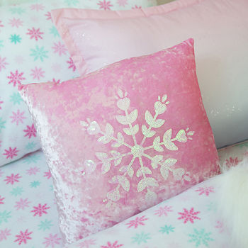 CLEARANCE Pink Bedroom Curtains & Decor for Bed & Bath ...