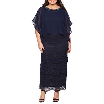9a7fbfcc7661d CLEARANCE Plus Size Church Dresses for Women - JCPenney