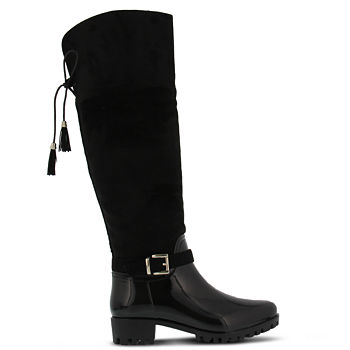 4a266019e68bd Knee High Boots Women s Boots for Shoes - JCPenney