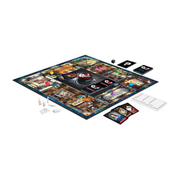 Hasbro Clue Liars Edition Board Game