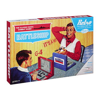 Hasbro Battleship Retro Board Game