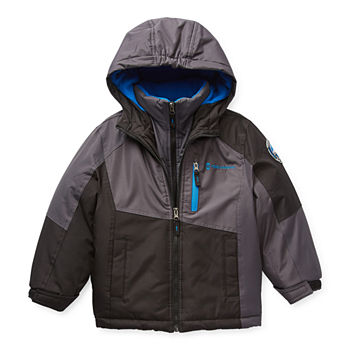 Free Country Vestee Little & Big Boys Heavyweight Ski Jacket