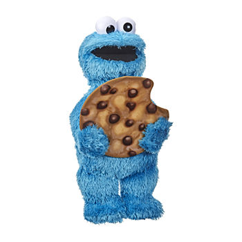 Peekaboo Cookie Monster