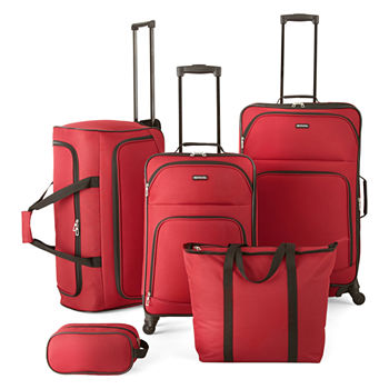 Protocol Simmons 5-pc. Luggage Set