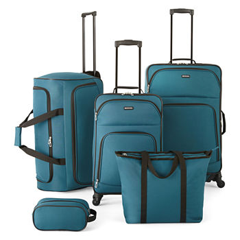 f1c83469be79 Luggage Sets Closeouts for Clearance - JCPenney