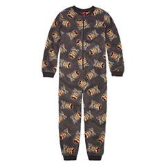 Arizona Long Sleeve One Piece Pajama-Boys Husky