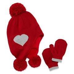 Weatherproof Cold Weather Set-Baby Girls