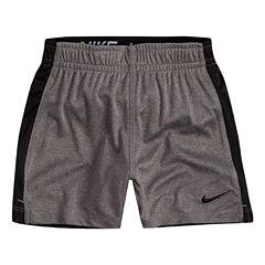 Nike N/A Knit Workout Shorts - Toddler Boys