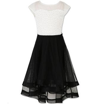 Girls White Dresses White Dresses For Girls Jcpenney