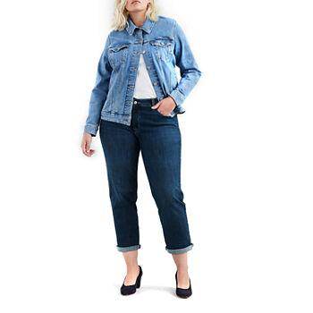 00e3ddfb230 Plus Size Levis Jeans