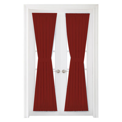 Brown Door Curtains For Window   JCPenney