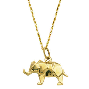 Animals fine necklaces pendants for jewelry watches jcpenney aloadofball Image collections