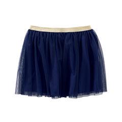 Oshkosh Navy Tulle Skirt Full Skirt - Preschool Girls