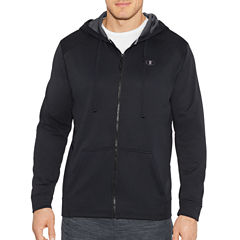 Champion Tech Long Sleeve Fleece Hoodie-Athletic