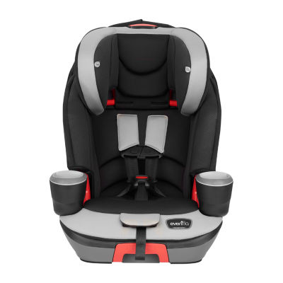 Evenflo Symphony LX AllinOne Convertible Car Seat Crete Gray 552121874