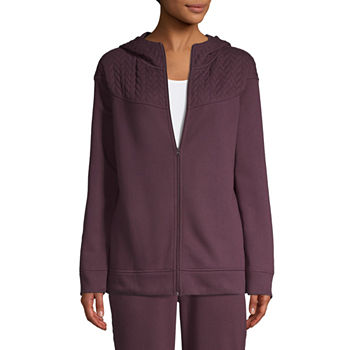 bb67f2b1d01ff Petites Size Coats + Jackets Activewear for Women - JCPenney