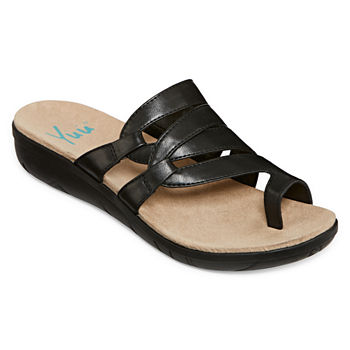 3f5c9badaabe1 Yuu Slide Sandals Under  20 for Memorial Day Sale - JCPenney