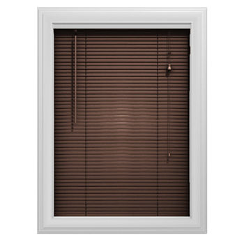 Mini Blinds Brown Blinds Amp Shades For Window Jcpenney