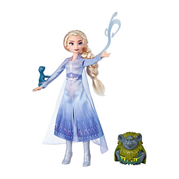 Disney Frozen 2 Storytelling Fashion Elsa Doll