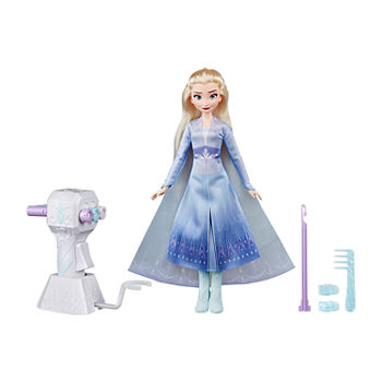 Disney Frozen 2 Hair Play Elsa Doll