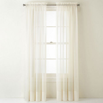 White Curtains D For Window