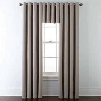 J.C Penney: Blackout Curtain Panels & More $9.99