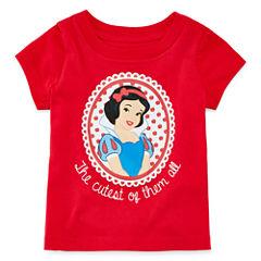 Disney Collection Snow White Graphic Tee - Baby Girls newborn-24m